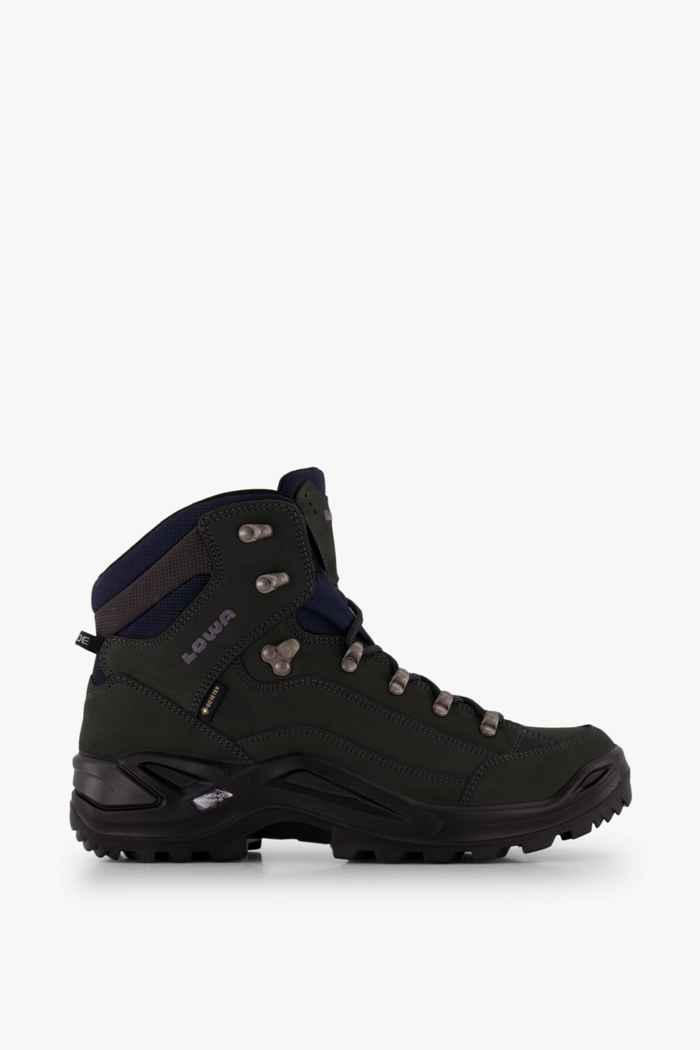 Lowa Renegade Mid Gore-Tex® chaussures de randonnée hommes Couleur Gris 2