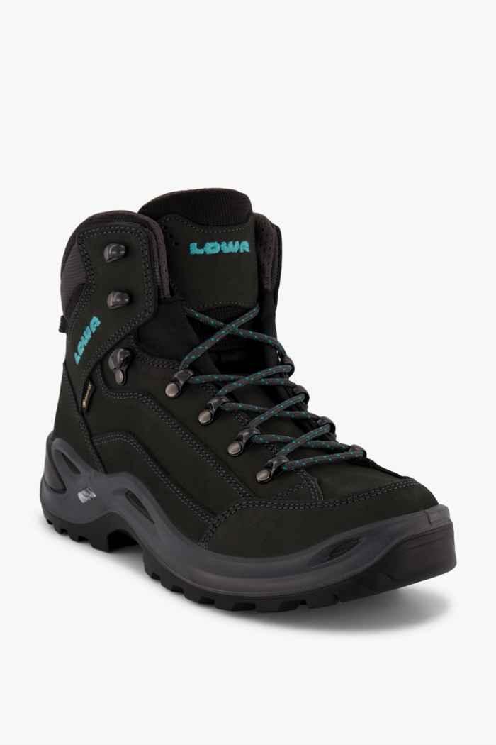 Lowa Renegade Mid Gore-Tex® scarpe da trekking donna Colore Nero 1