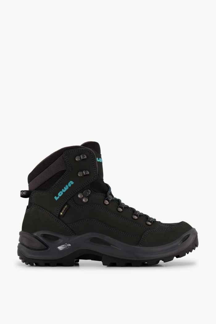 Lowa Renegade Mid Gore-Tex® scarpe da trekking donna Colore Nero 2