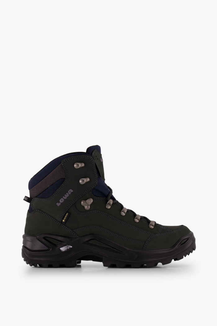 Lowa Renegade Mid Gore-Tex® scarpe da trekking uomo Colore Grigio 2