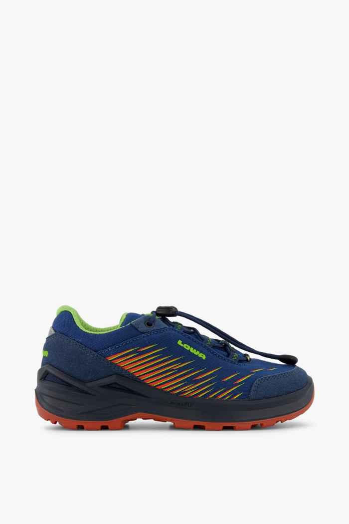 Lowa Zirrox Gore-Tex® 41-42 Jungen Trekkingschuh Farbe Blau 2