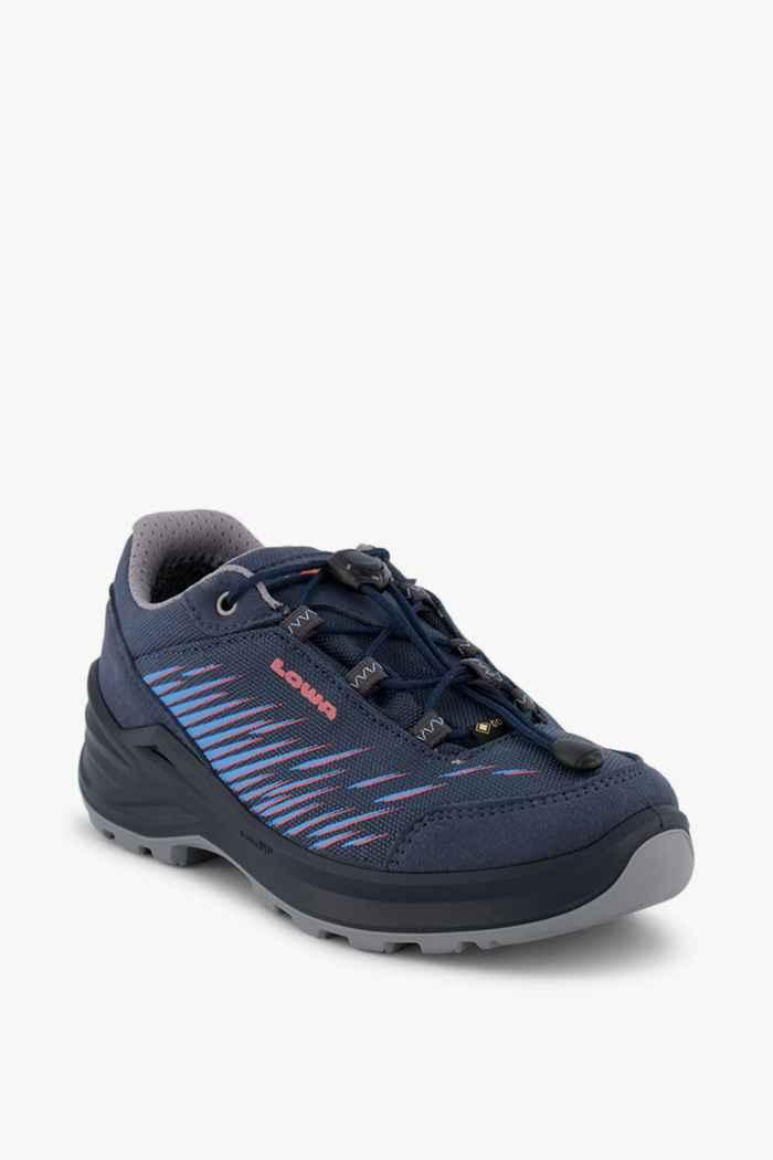 Lowa Zirrox Gore-Tex® 41-42 Mädchen Trekkingschuh Farbe Blau 1