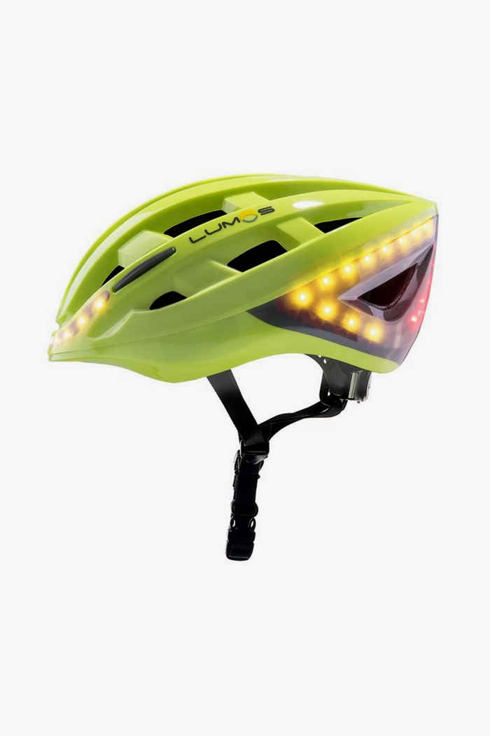 Lumos casque de vélo Couleur Vert 1