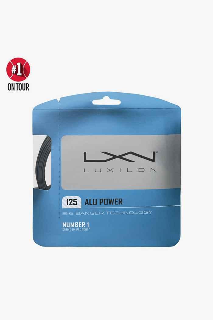 Luxilon Alu Power 125 Tennissaite 1