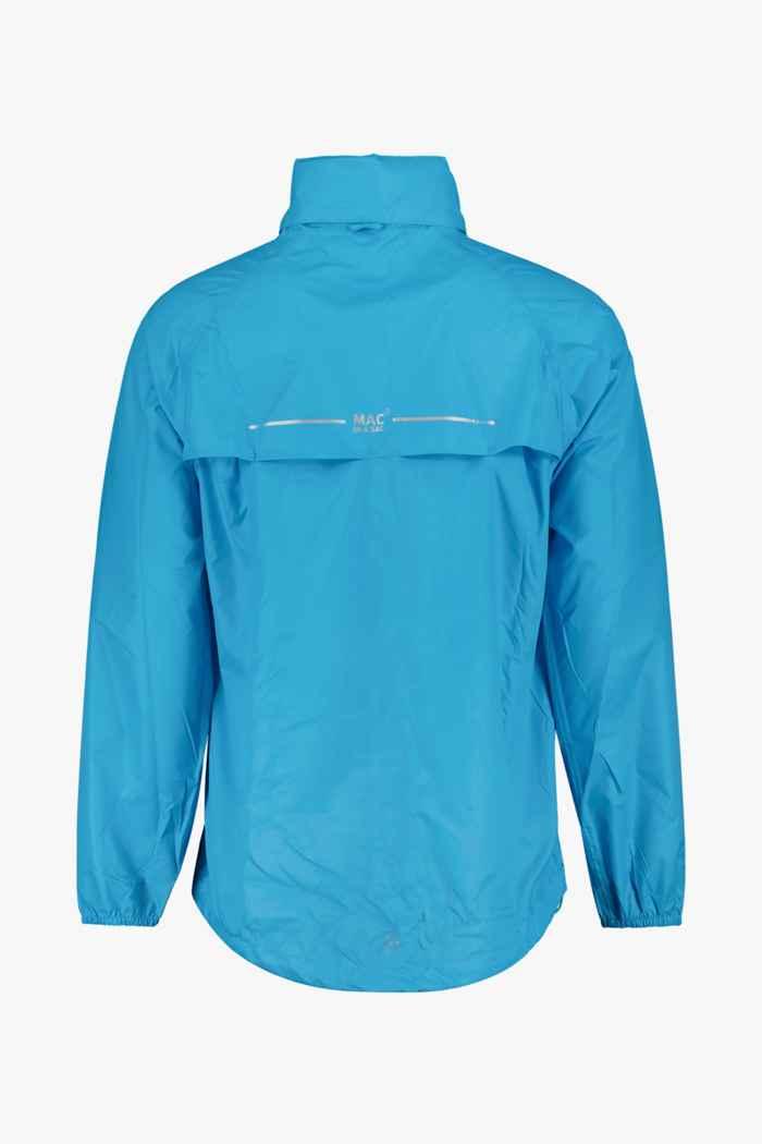 Mac in a Sac Neon Regenjacke Farbe Blau 2