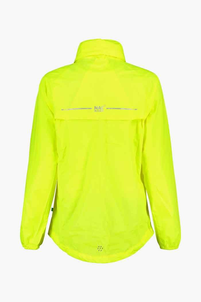 Mac in a Sac Neon Regenjacke Farbe Gelb 2