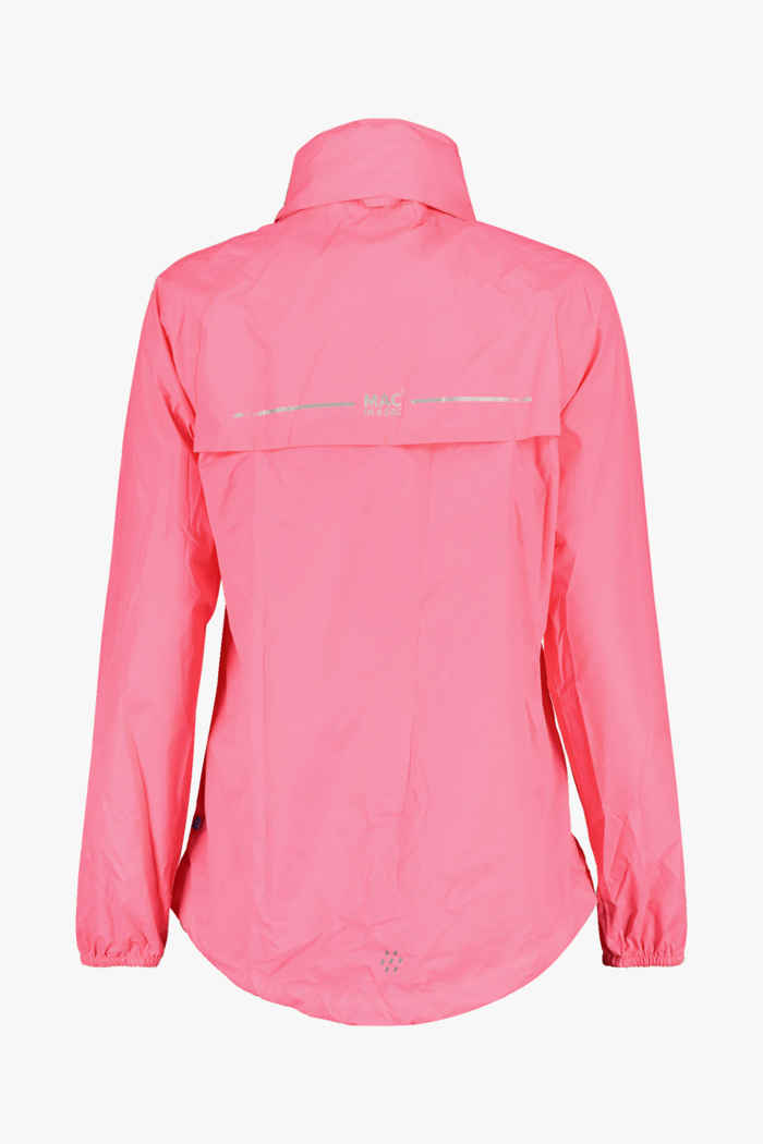 Mac in a Sac Neon Regenjacke Farbe Pink 2