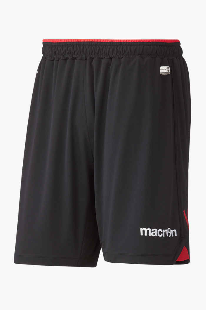 Macron Albanie Home short enfants 1