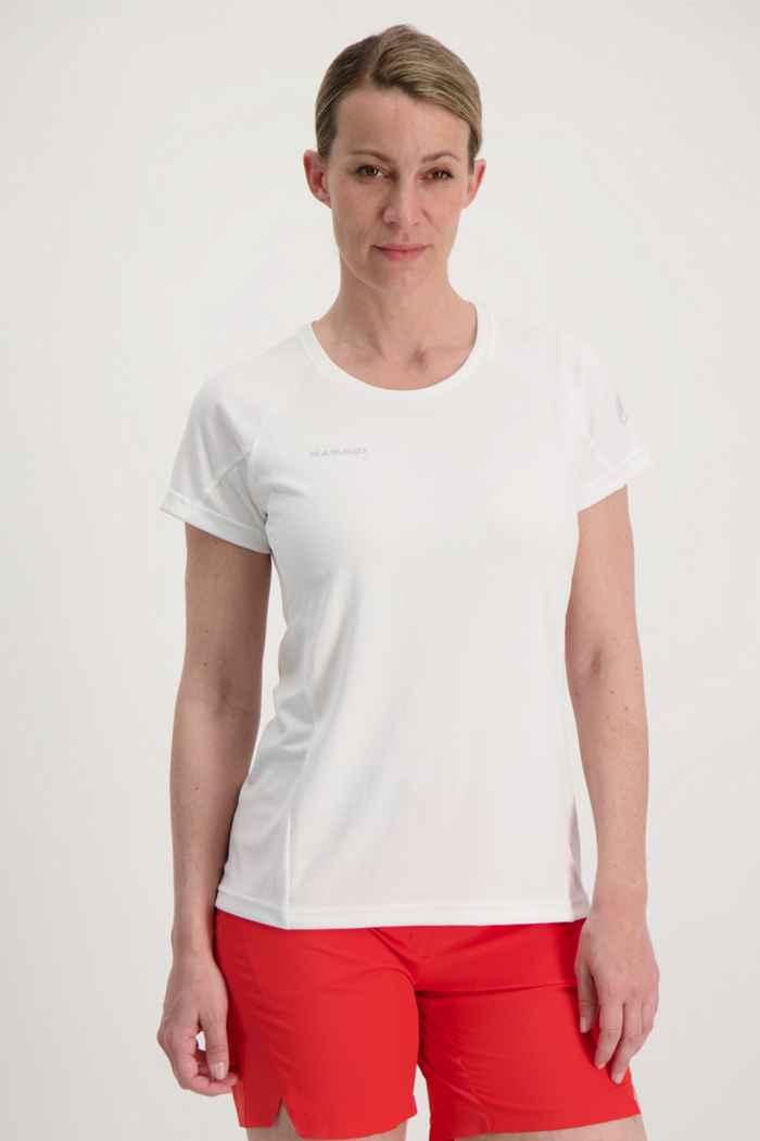 Mammut Aegility t-shirt femmes Couleur Blanc 1