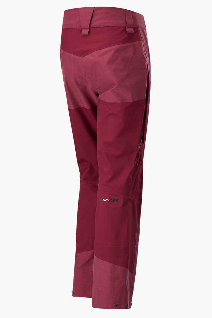 Mammut Alvier Armor HS Damen Skitourenhose 2