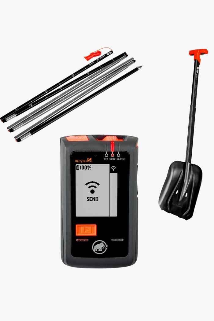 Mammut Barryvox S kit détecteur de victimes d'avalanche 1