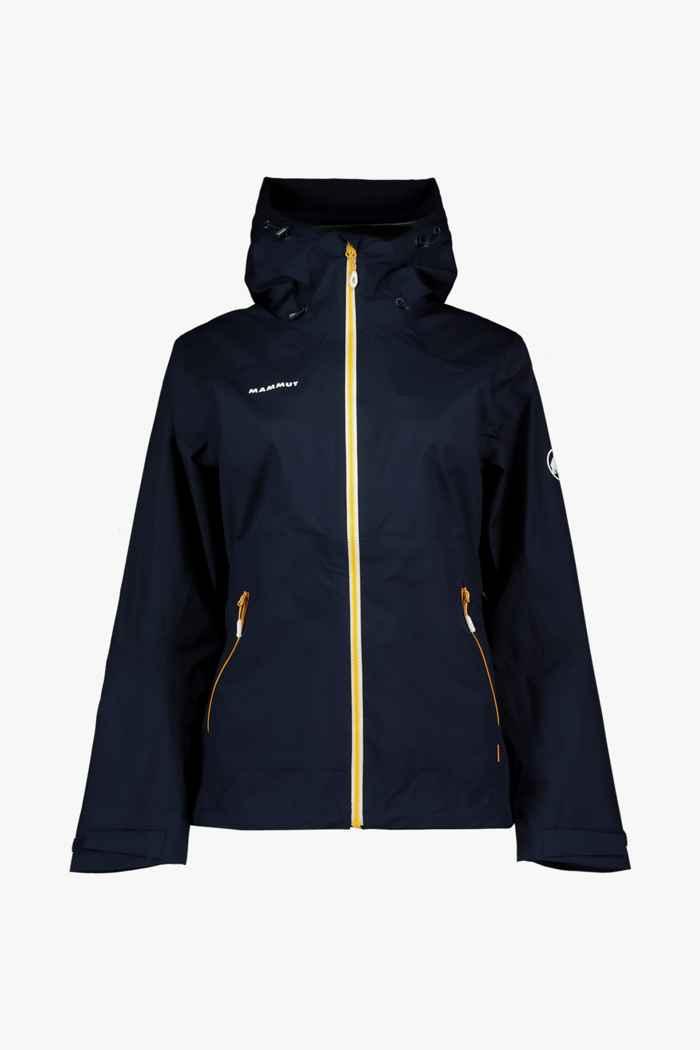 Mammut Convey Tour HS Gore-Tex® Damen Outdoorjacke Farbe Navyblau 1