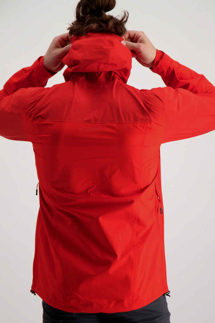 Mammut Convey Tour HS Gore-Tex® Herren Outdoorjacke Farbe Rot 2