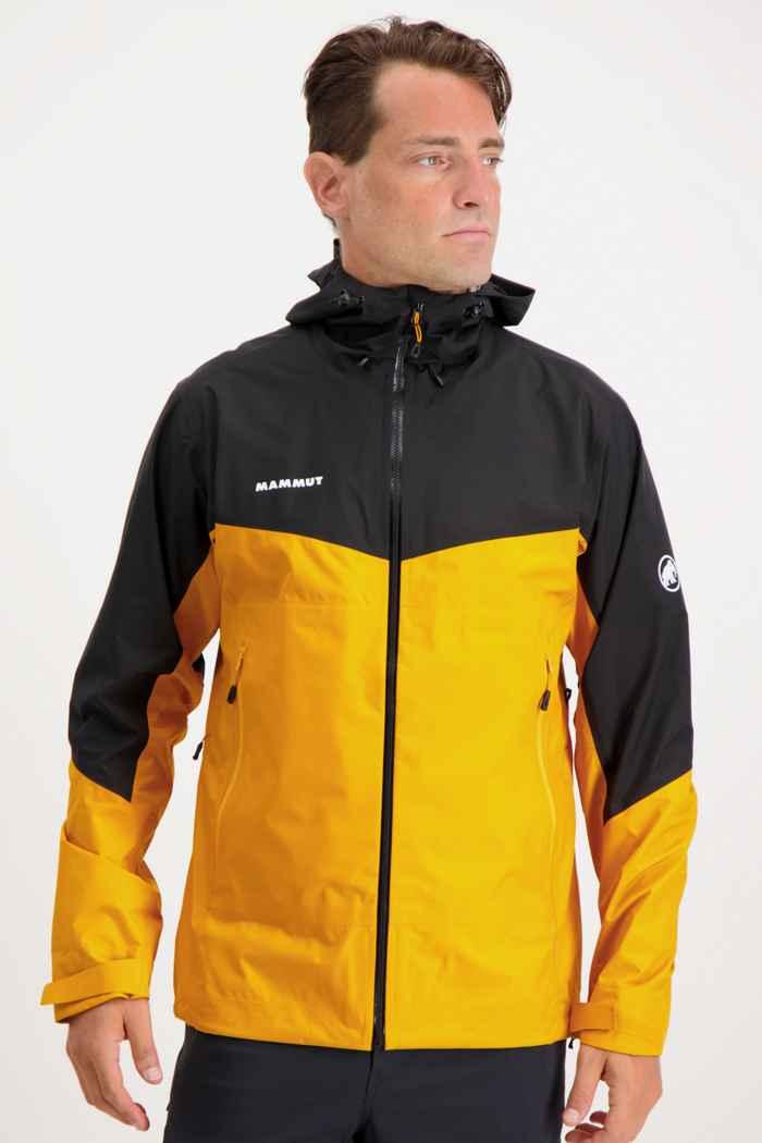 Mammut Convey Tour HS Gore-Tex® veste outdoor hommes Couleur Orange 1