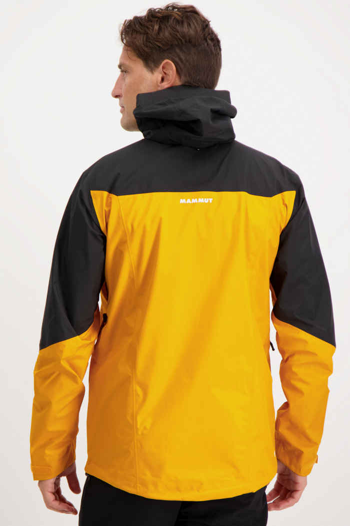Mammut Convey Tour HS Gore-Tex® veste outdoor hommes Couleur Orange 2