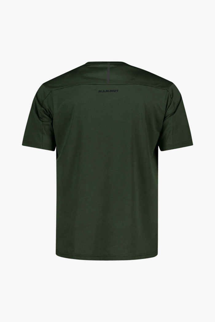 Mammut Crashiano Herren T-Shirt Farbe Olive 2