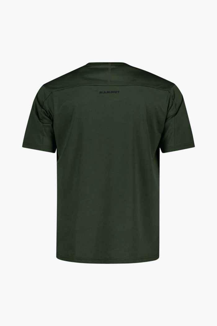 Mammut Crashiano t-shirt uomo Colore Verde oliva 2