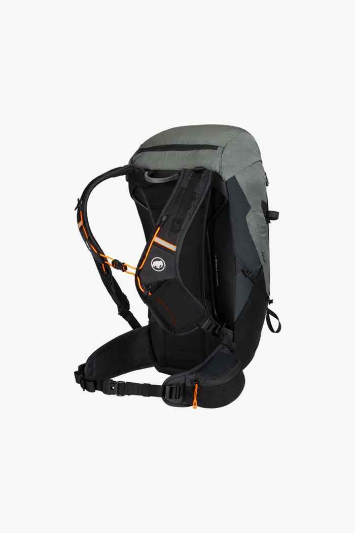 Mammut Ducan 24 L sac à dos de randonnée Couleur Gris 2