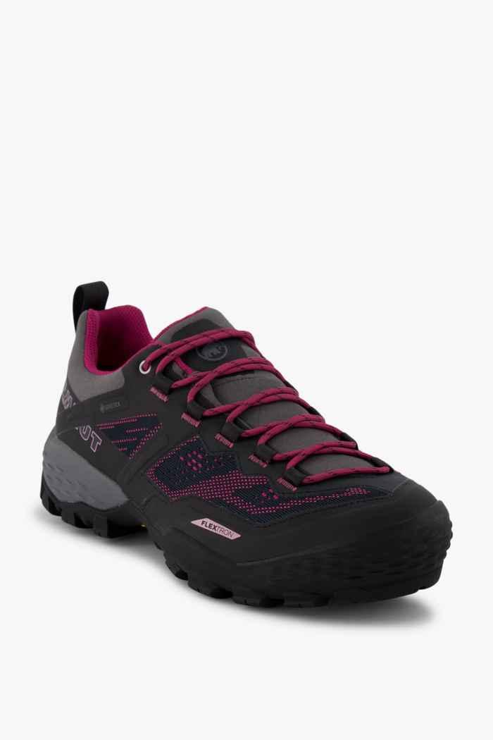 Mammut Ducan Gore-Tex® chaussures de trekking femmes Couleur Noir/gris 1