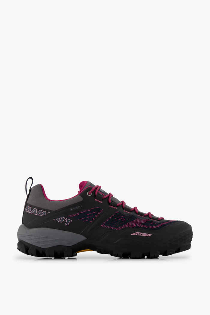 Mammut Ducan Gore-Tex® chaussures de trekking femmes Couleur Noir/gris 2