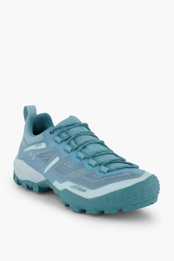 Mammut Ducan Gore-Tex® chaussures de trekking femmes Couleur Turquoise 1