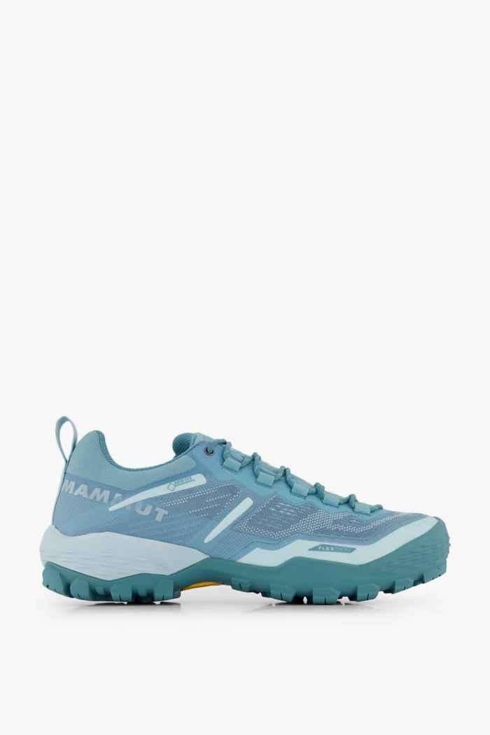 Mammut Ducan Gore-Tex® chaussures de trekking femmes Couleur Turquoise 2