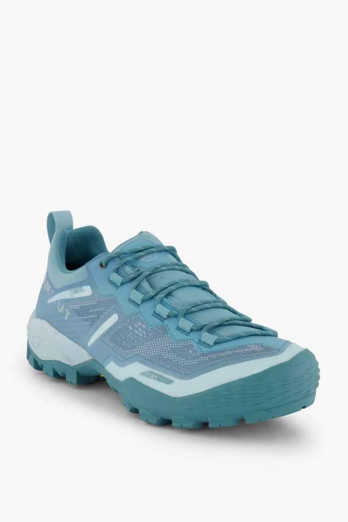Mammut Ducan Gore-Tex® scarpe da trekking donna Colore Turchese 1