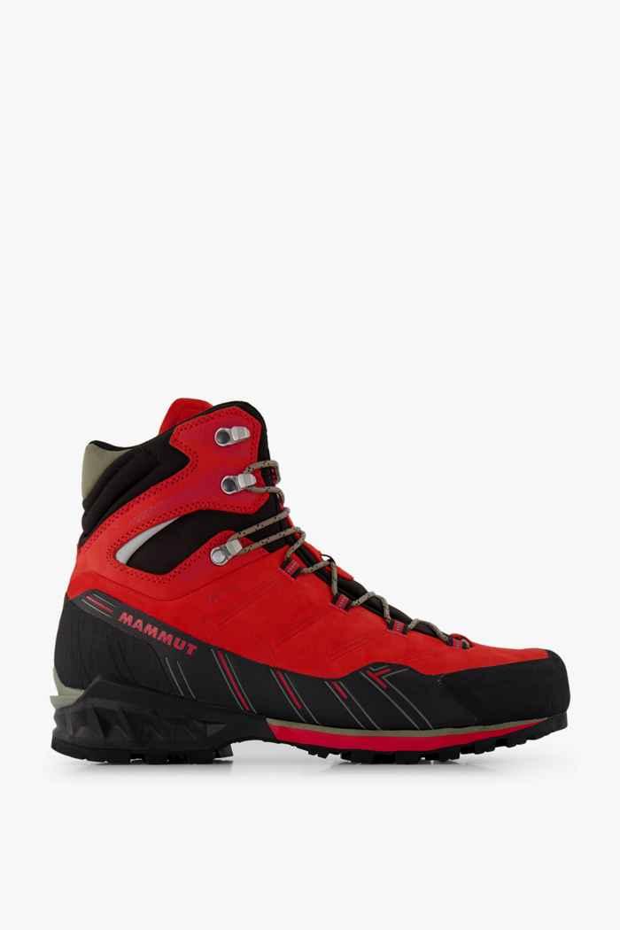 Mammut Kento Guide Gore-Tex® scarpe da trekking uomo Colore Nero-rosso 2