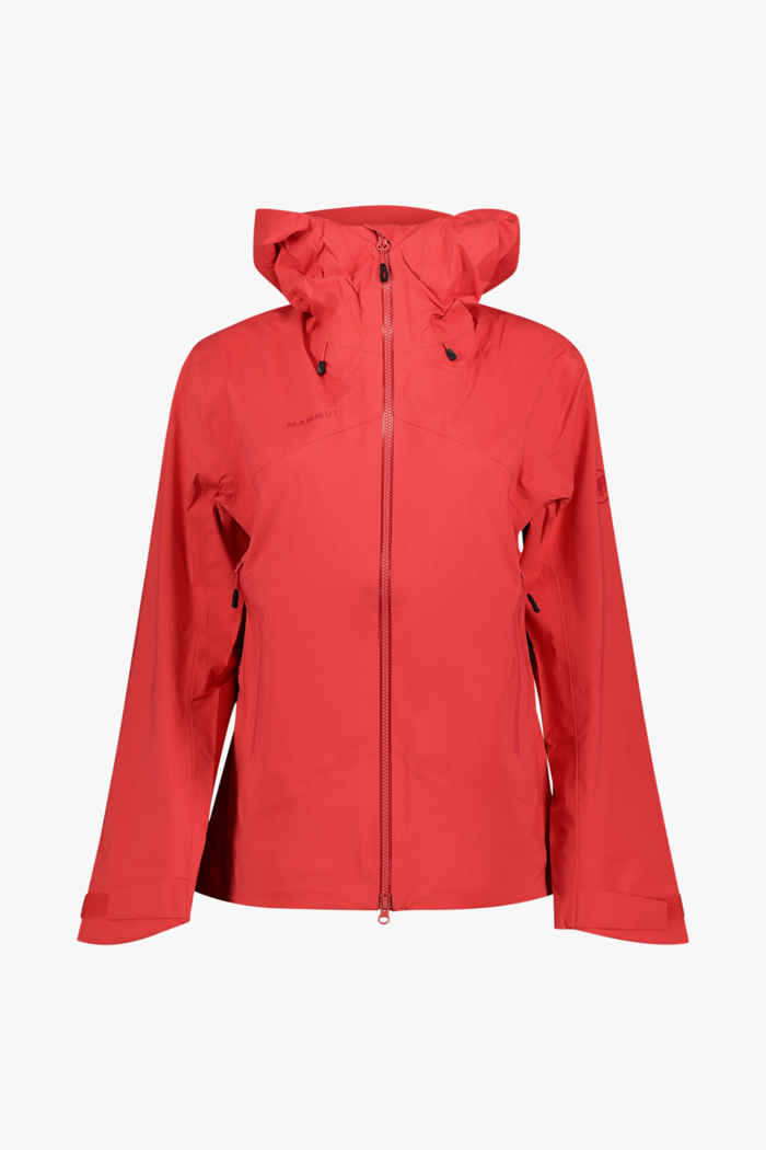 Mammut Kento HS giacca outdoor donna Colore Rosa intenso 1