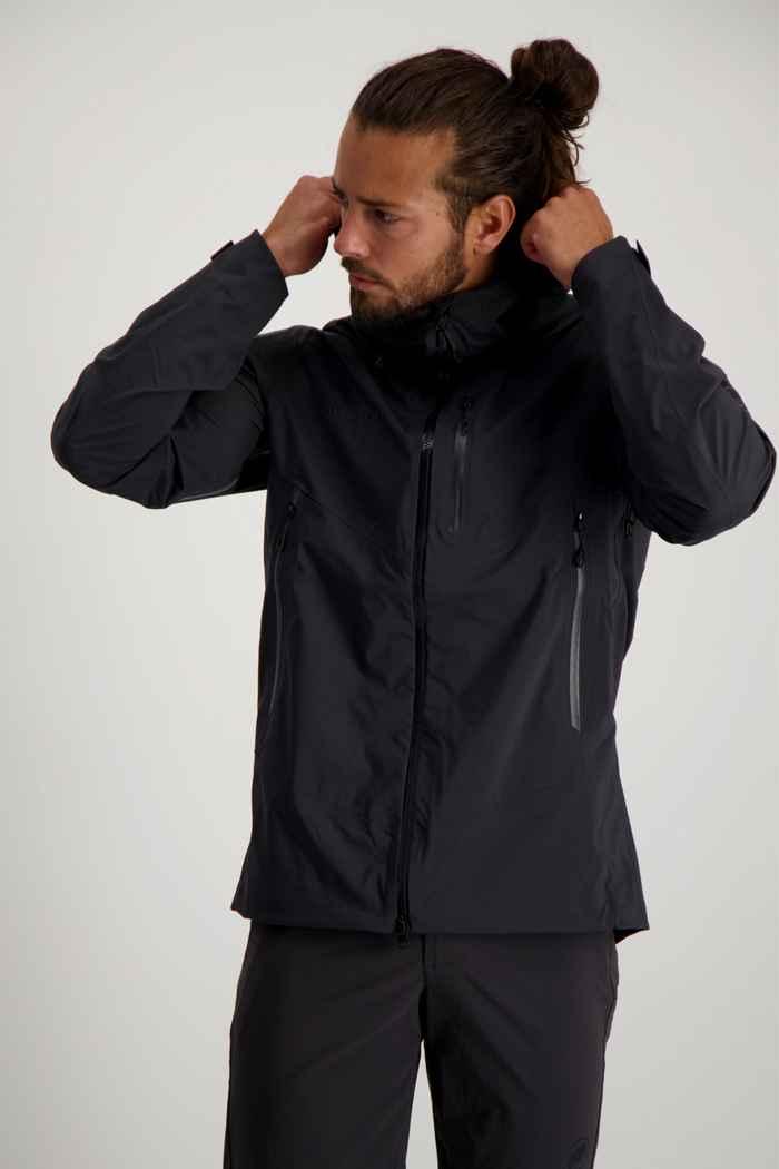 Mammut Kento HS Herren Outdoorjacke Farbe Schwarz 1