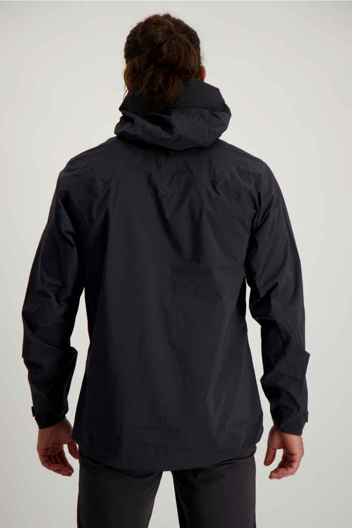 Mammut Kento HS Herren Outdoorjacke Farbe Schwarz 2