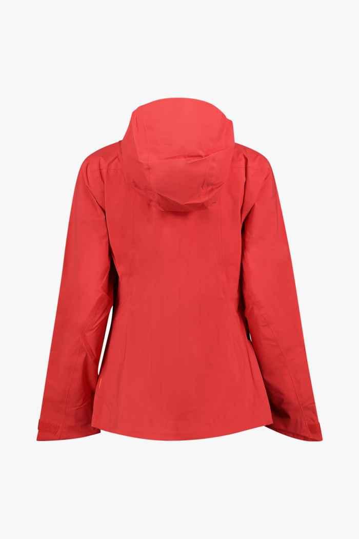 Mammut Kento HS veste outdoor femmes Couleur Rose vif 2