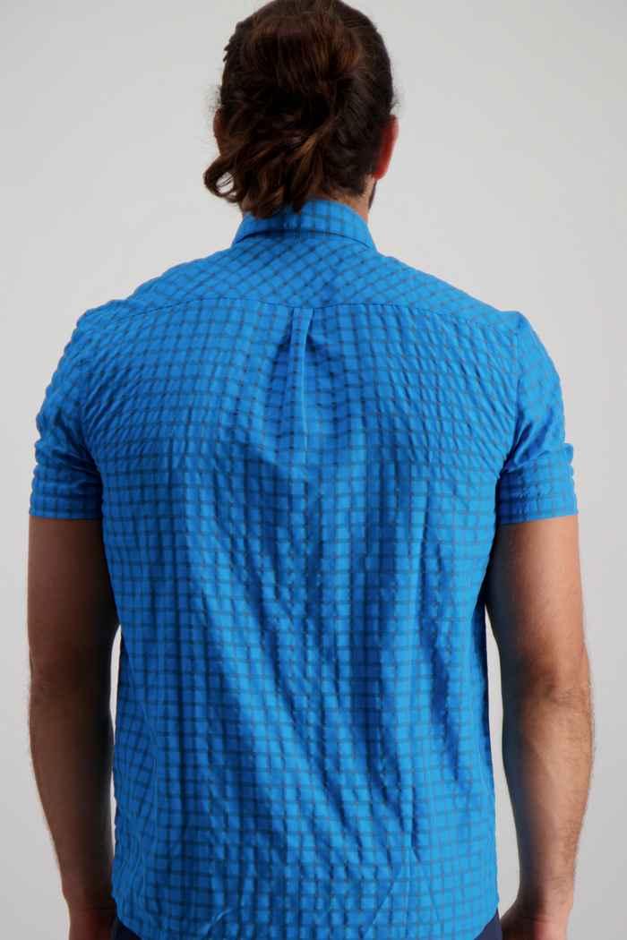 Mammut Lenni chemise de randonnée hommes Couleur Bleu clair 2