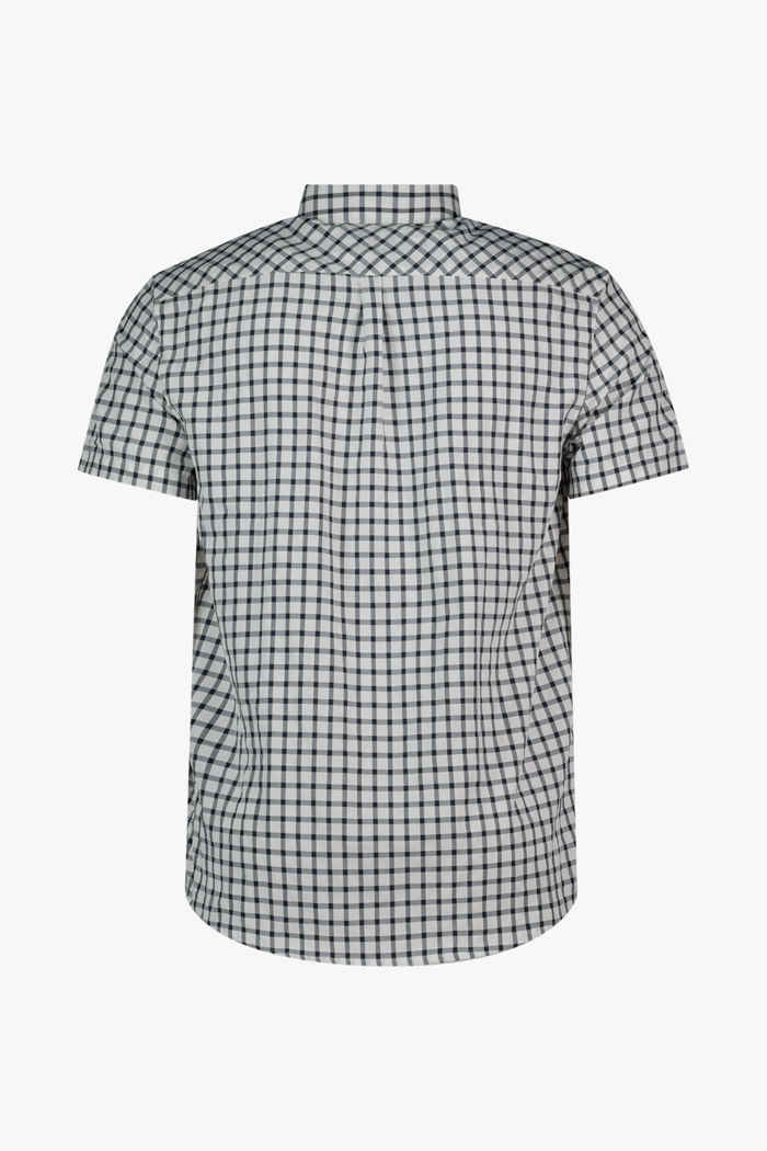 Mammut Lenni SE chemise de randonnée hommes Couleur Blanc 2
