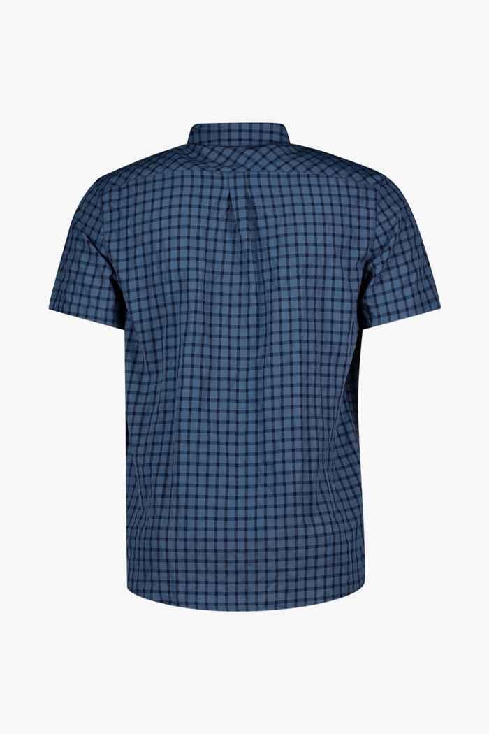 Mammut Lenni SE chemise de randonnée hommes Couleur Bleu 2