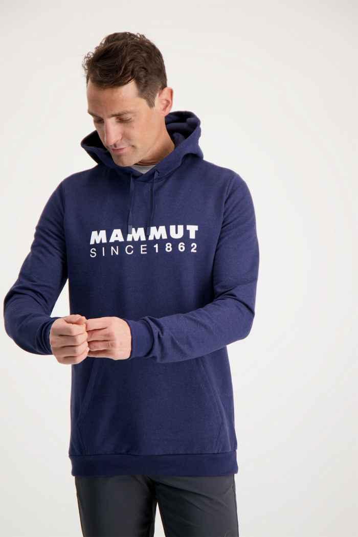Mammut Logo ML Herren Hoodie 1