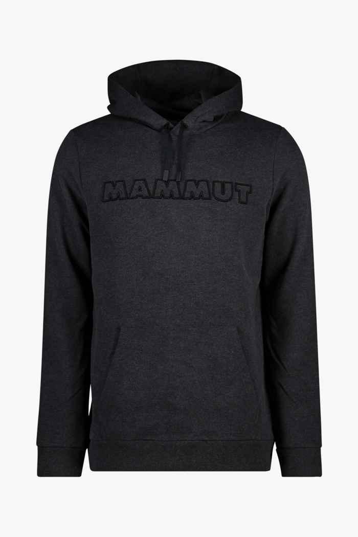 Mammut Logo ML hoodie hommes 1