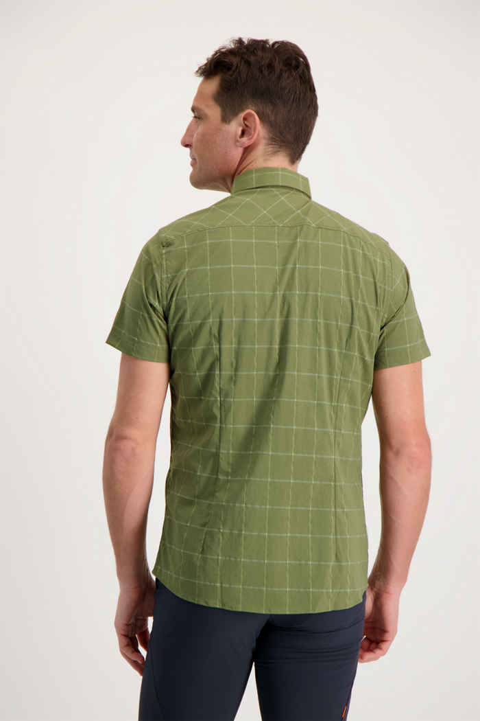 Mammut Mountain camicia da trekking uomo Colore Verde oliva 2