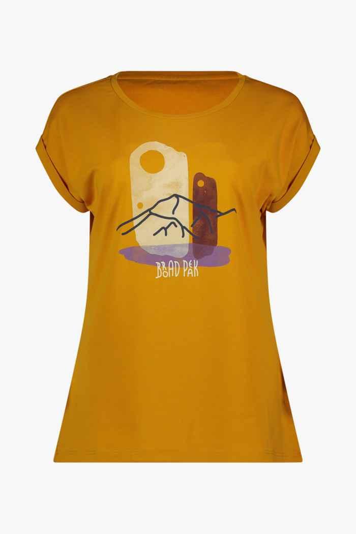 Mammut Mountain Damen T-Shirt 1