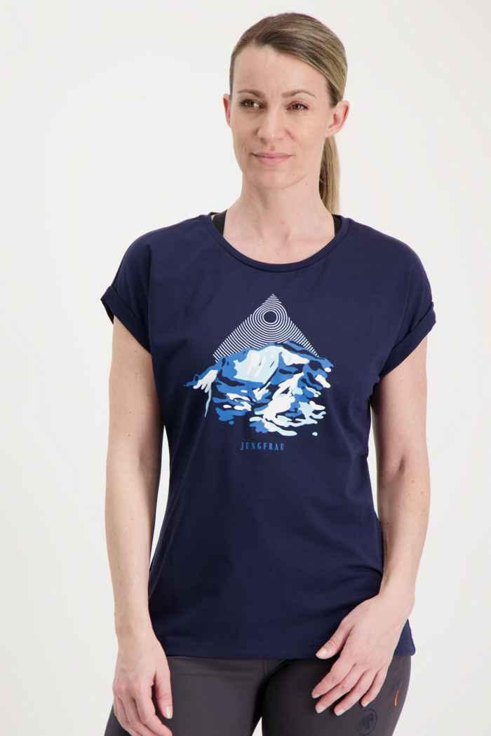 Mammut Mountain Damen T-Shirt Farbe Marineblau 1