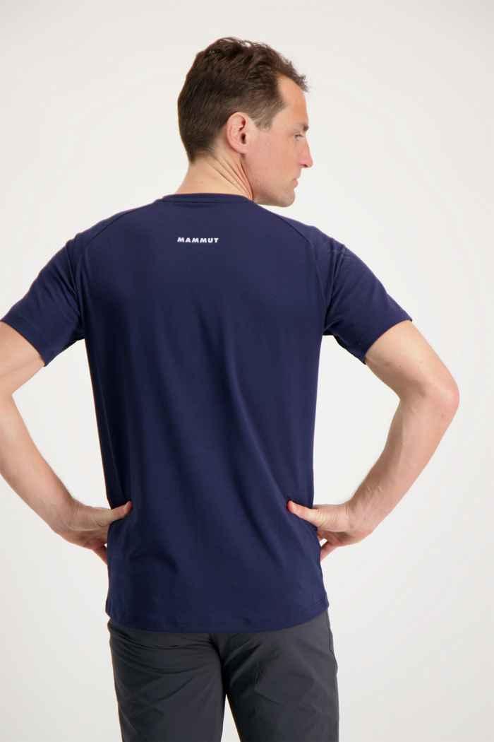 Mammut Mountain Herren T-Shirt Farbe Marineblau 2