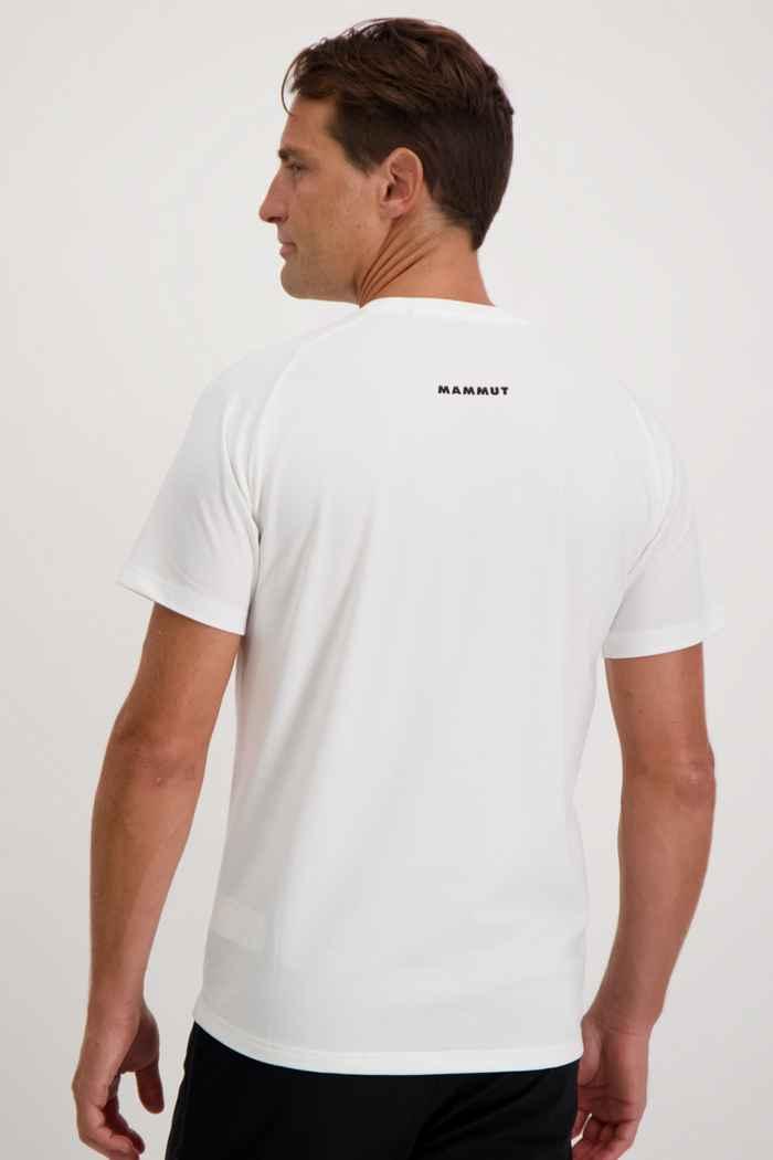 Mammut Mountain Herren T-Shirt Farbe Weiß 2