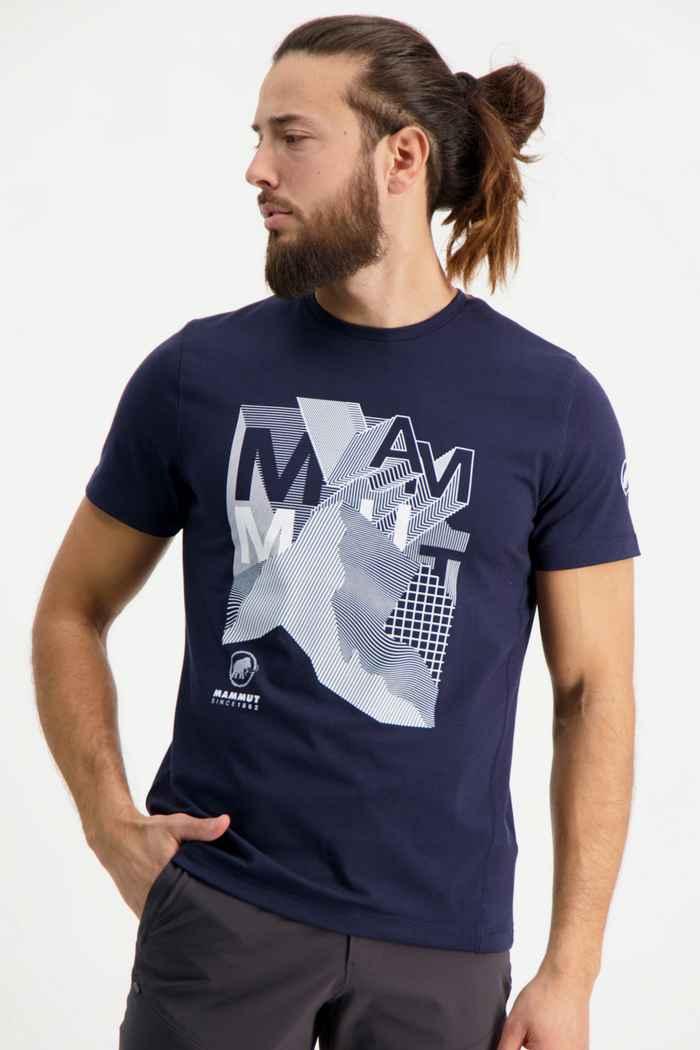 Mammut Mountain Playground Herren T-Shirt 1