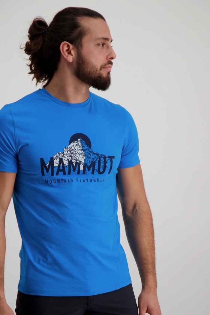 Mammut Mountain Playground t-shirt hommes 1
