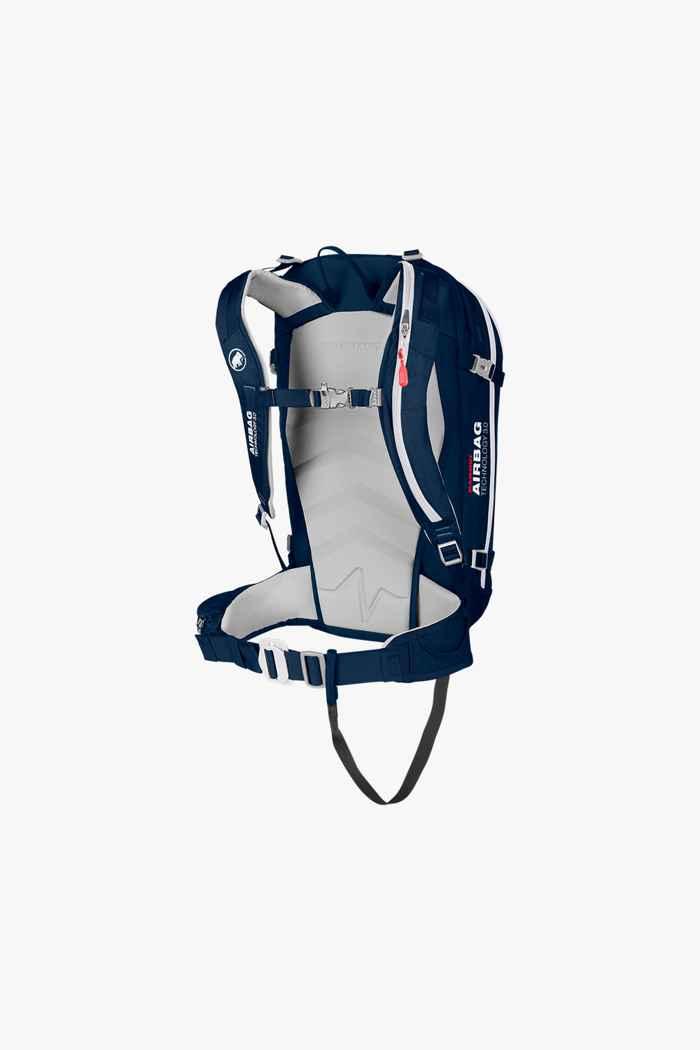 Mammut Ride Removable Airbag 3.0 28 L Airbag Rucksack Farbe Marineblau 2