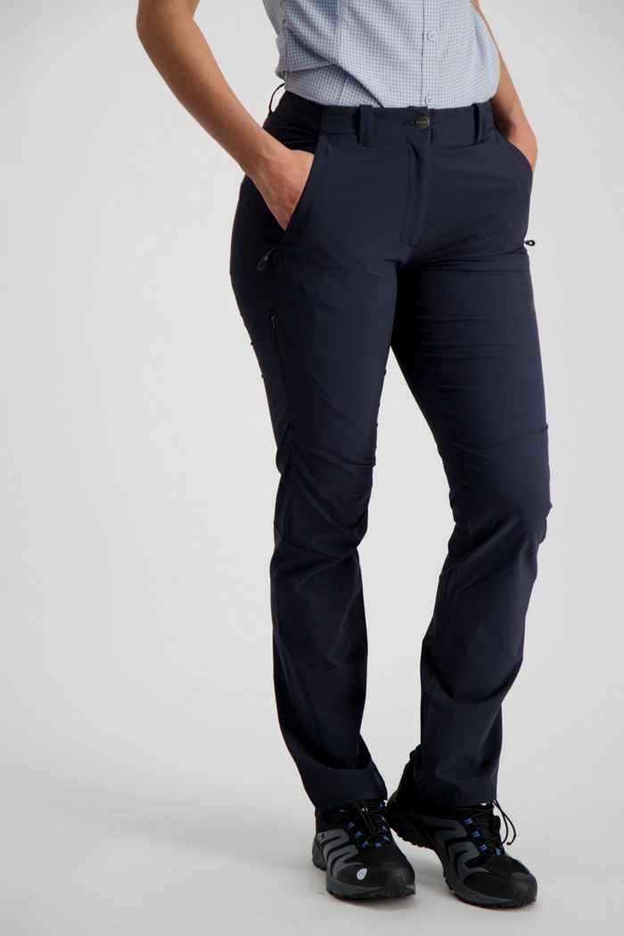 Mammut Runbold Kurzgrösse Damen Wanderhose Farbe Schwarz 1