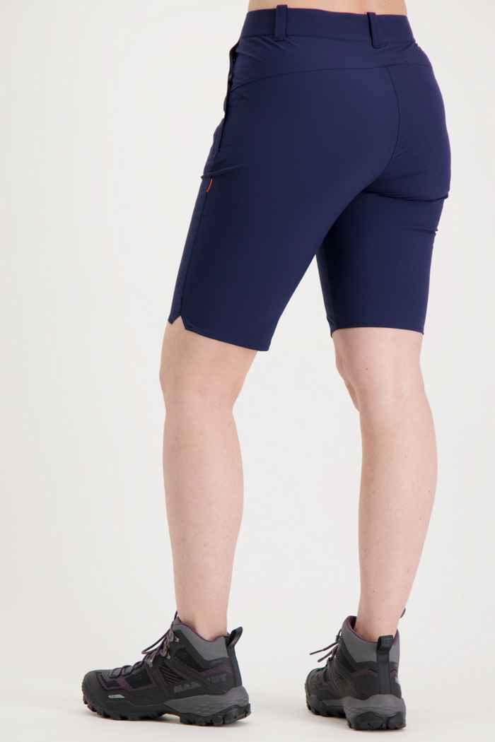 Mammut Runbold short de randonnée femmes Couleur Bleu marine 2