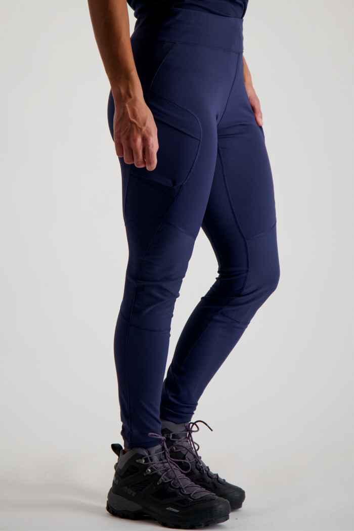 Mammut Runbold Trekkings Damen Tight Farbe Navyblau 1