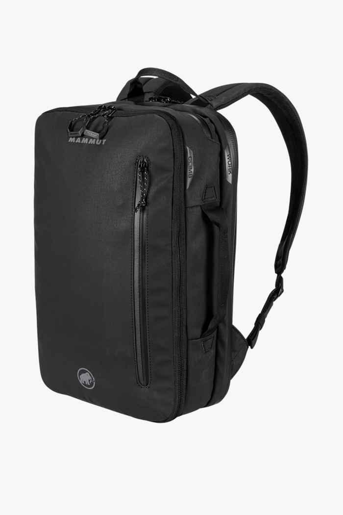 Mammut Seon Transporter 15 L sac à dos Couleur Noir 1