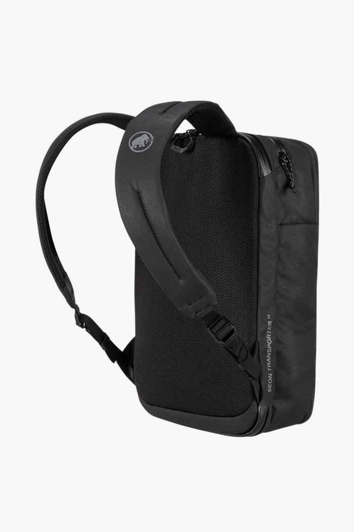 Mammut Seon Transporter 15 L sac à dos Couleur Noir 2